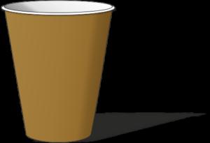 крафт стакан